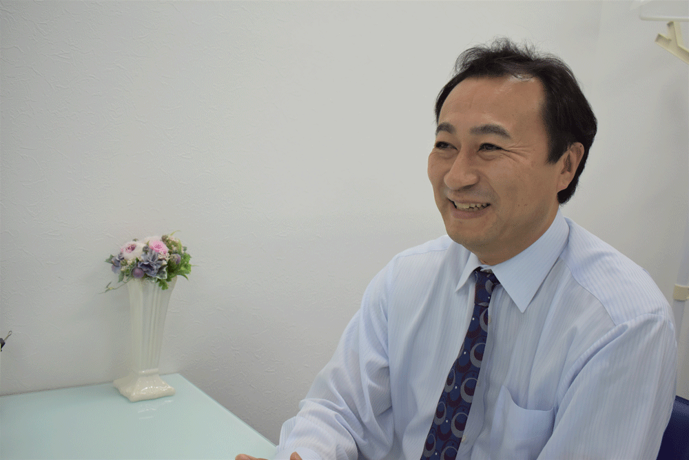 代表の髙橋は元介護士。この業界で20年以上、働いてきたベテランです。